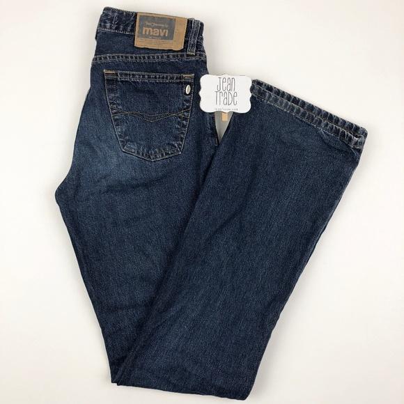 Mavi Denim - mavi Molly Flare Jeans 26x34